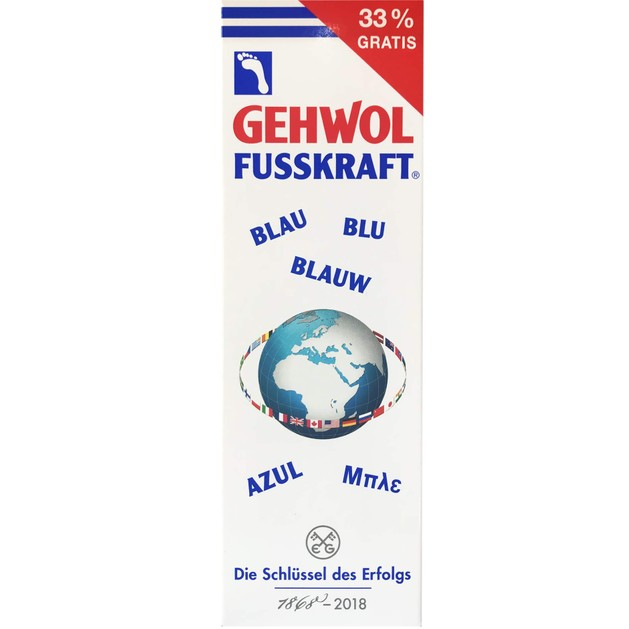 Gehwol Fusskraft Blue Ενυδατική Κρέμα Ποδιών 100ml