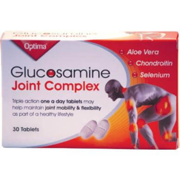 Optima Glucosamine Joint Comlpex 30Tabs