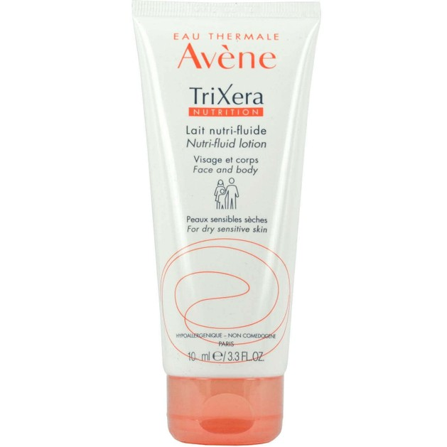 Δώρο Avene Trixera Nutrition Lait Nutri-Fluide Λεπτόρρευστο Γαλάκτωμα για την Ενυδάτωση του Ευαίσθητου Ξηρού Δέρματος 10ml