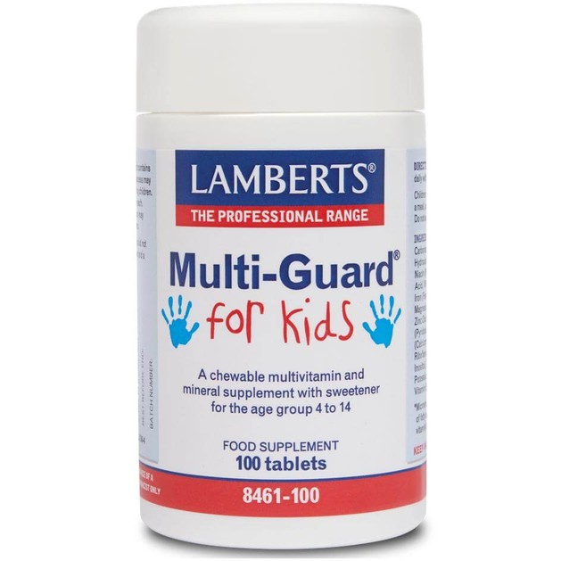 Lamberts Multi-Guard For Kids Chewable tabs