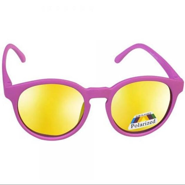 Eyelead Γυαλιά Ηλίου Παιδικά με ΡοζΣκελετό Κ1045