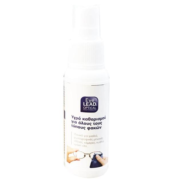 Eyelead Cleansing Spray Υγρό Καθαρισμού Φακών 30ml