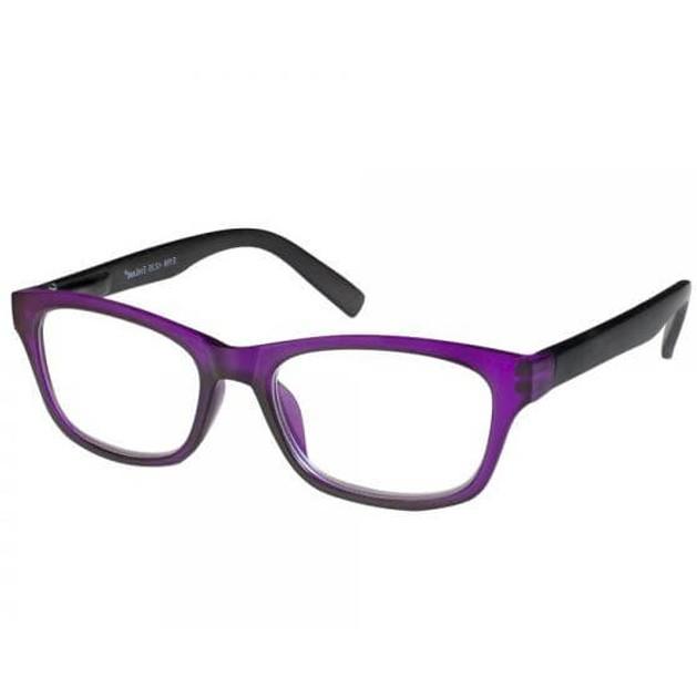 Eyelead Γυαλιά Διαβάσματος Unisex Μωβ Μαύρο Κοκκάλινο Ε156