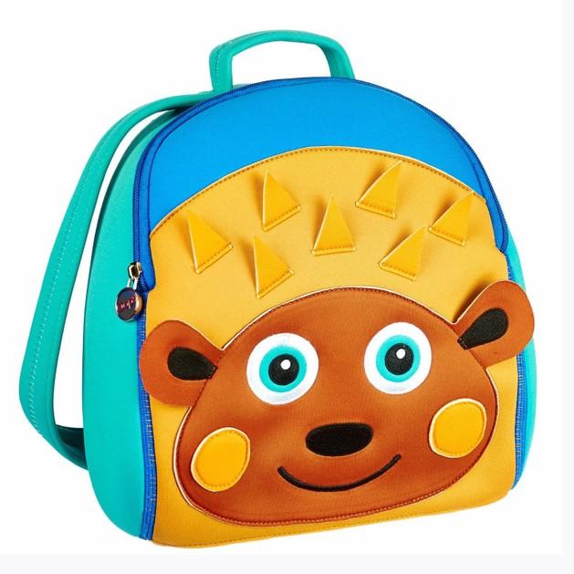 Oops All I Need Backpack Hedgehog Αδιάβροχο Σακίδιο Πλάτης Σκαντζόχοιρος