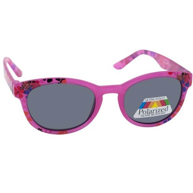 EyeLead Γυαλιά Ηλίου Παιδικά  Μωβ με Σχέδια Κ1048