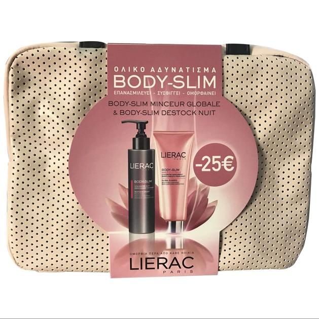 Lierac Πακέτο Προσφοράς Body Slim Destock Nuit 200ml & Body Slim MInceur Globale 200ml