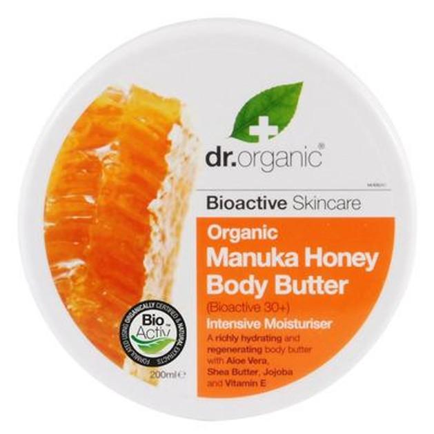 Dr.Organic Organic Manuka Honey Body Butter 200ml