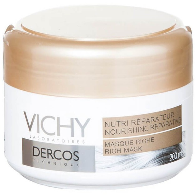 Vichy Dercos Nutri Repair Mask 200ml