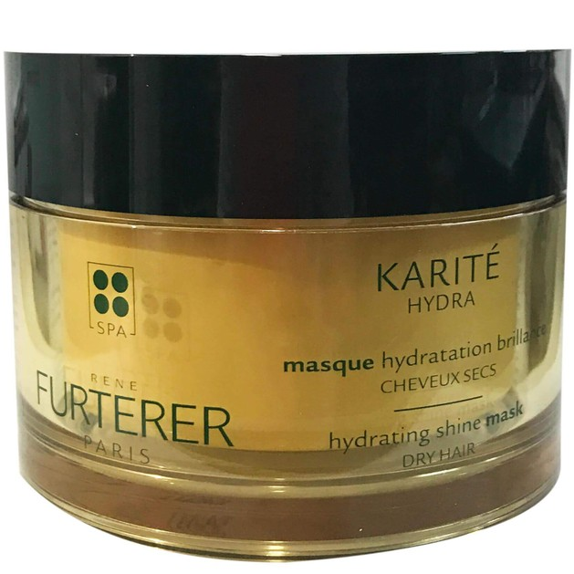 Rene Furterer Karite Hydra Ενυδατική Μάσκα Λάμψης για Ξηρά Μαλλιά 200ml