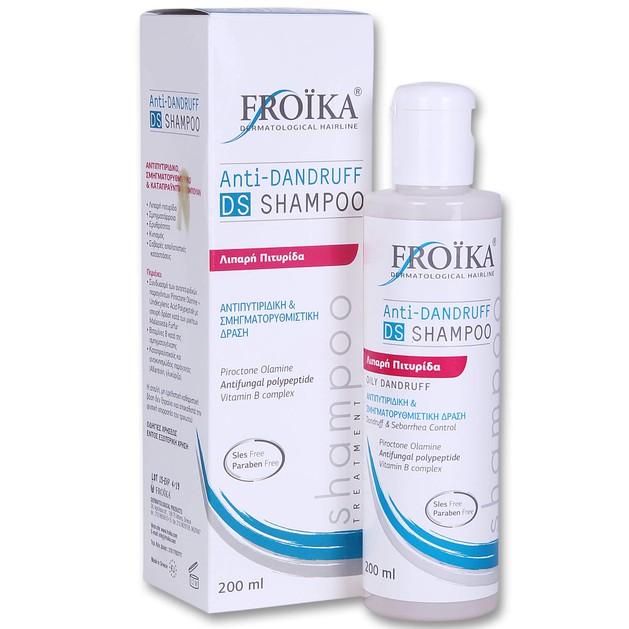 16b47a0da6d Froika Anti Dandruff Ds Shampoo 200ml | Pharm24.gr