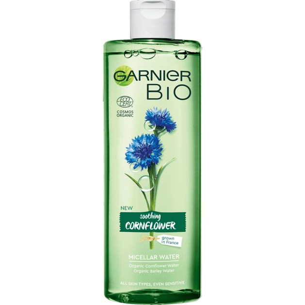 Garnier Bio Soothing Cornflower Micellaire Water 400ml