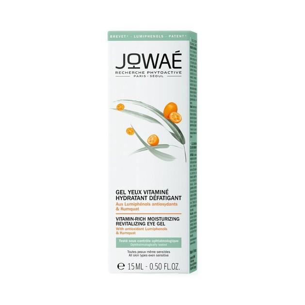 Jowae Vitamin-Rich Moisturizing Revitalizing Eye Gel Ενυδατικό, Αναζωογονητικό Gel Ματιών με Βιταμίνες 15ml