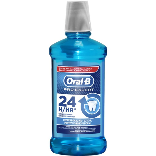 Pro Expert 24hr Professional Protection Στοματικό Διάλυμα 500ml - Oral-B