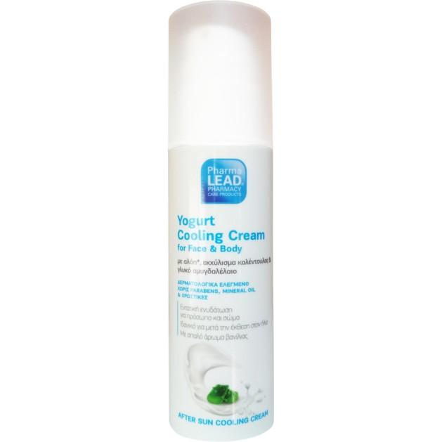 Pharmalead Yogurt Cooling Cream for Face & Body 150ml