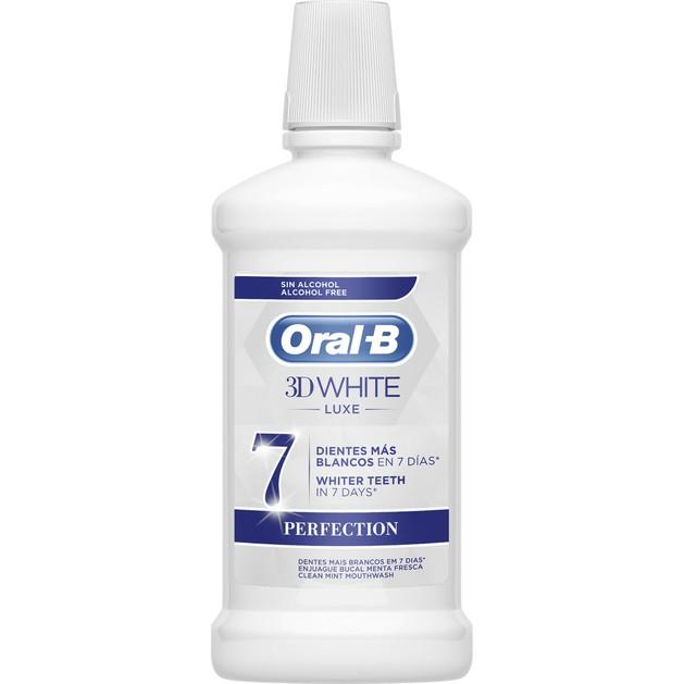 3D White Luxe 500ml - Oral-B