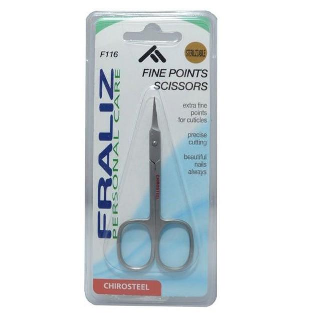Fraliz F116 Fine Points Scissors Ψαλιδάκι με Λεπτή Μύτη 1 Τεμάχιο