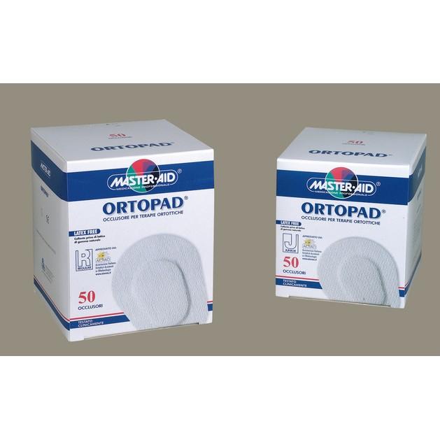 Master Aid Ortopad Regular 85 x 59mm4+ Ετών50 Τεμάχια