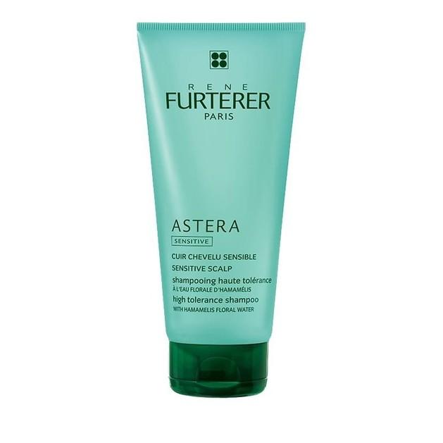 Rene Furterer Astera Sensitive Shampoo Σαμπουάν για το Ευαίσθητο Τριχωτό με Νερό Ανθισμένου Hamamelis  200ml