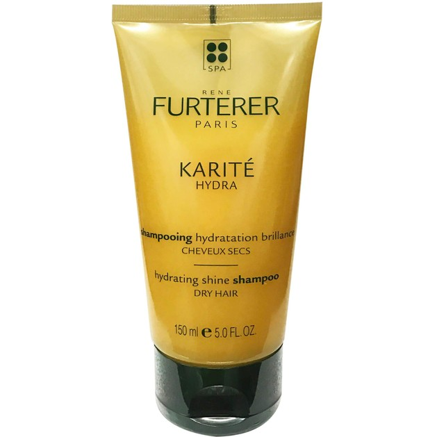 Rene Furterer Karite Hydra Hydrating Shine Shampoo Ενυδατικό Shampoo Λάμψης γιαΞηρά Μαλλιά 150ml