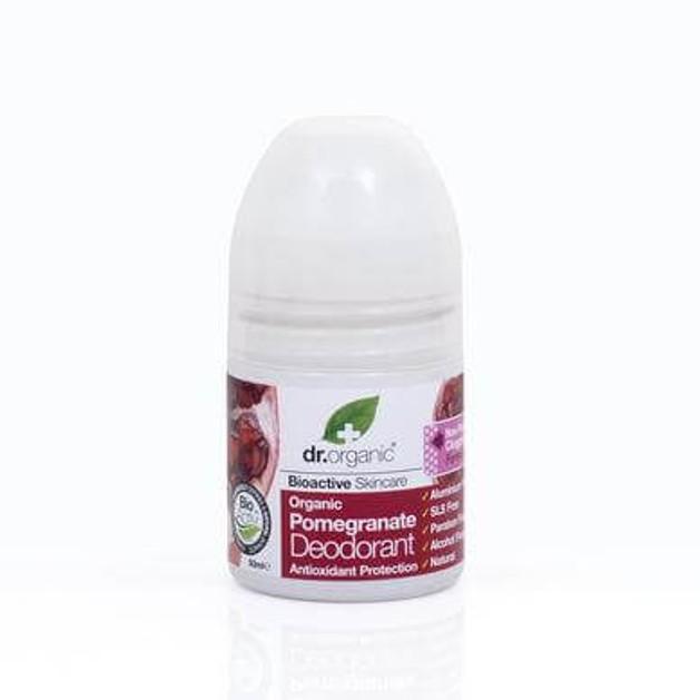 Dr.Organic Organic Pomegranate Deodorant 50ml