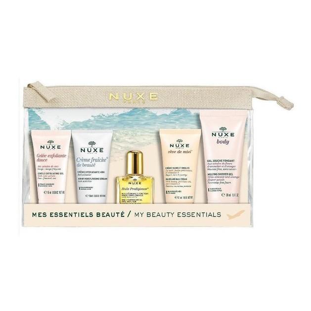 Δώρο Nuxe My Beauty Essentials Travel Kit με 5 Προϊόντα Περιποίησης