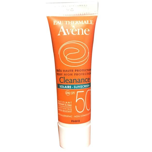 Δώρο Avene Very High Protection Cleanance Solaire Spf50+ Πολύ Υψηλή Αντηλιακή Προστασία για Δέρματα με Τάση Ακμής 5ml