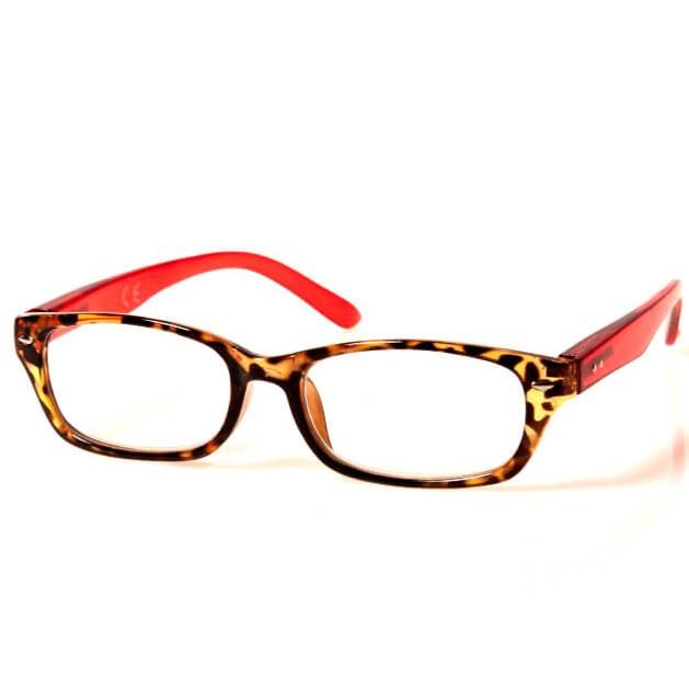 Frog Optical Γυαλιά Πρεσβυωπίας με Κοκκάλινο Σκελετό Ταρταρούγα - Κόκκινο C100