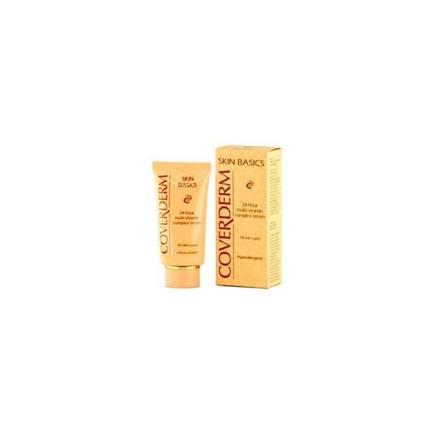 Coverderm Skin Basics Cream 24Hours Πολυβιταμινούχος κρέμα 50ml