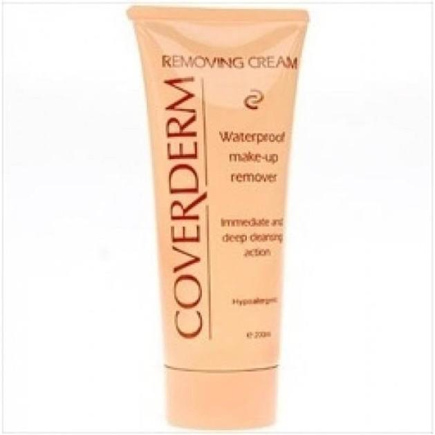 Coverderm Removing Cream Κρέμα Που Προσφέρει Τέλειο Καθαρισμό 200ml