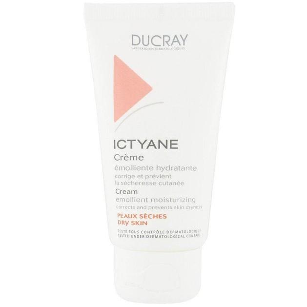 Ducray Ictyane Creme Emolliente Hydratante