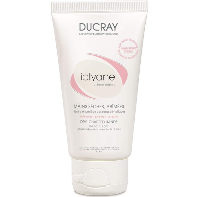 Ducray Ictyane Creme Mains 50ml