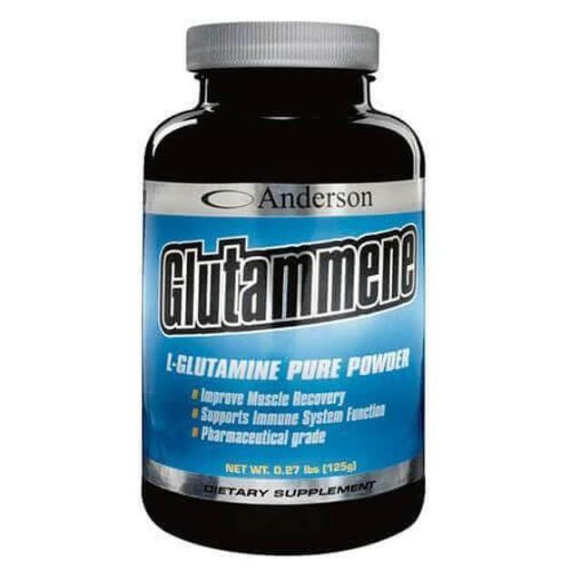 Anderson Glutammene Powder 100% L-Γλουταμίνη