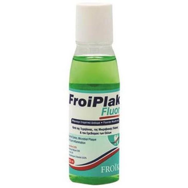 Froika Froiplak Fluor Mouthwash 250ml
