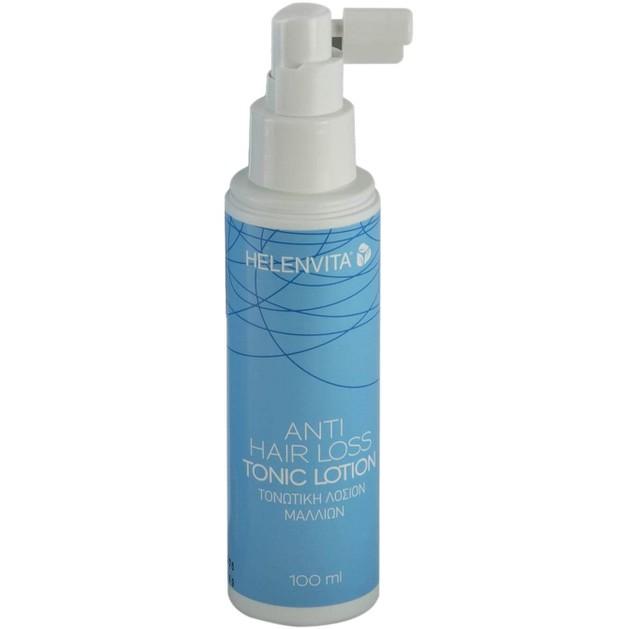 Helenvita Anti-Hair Loss Tonic Lotion Τονωτική Λοσιόν Μαλλιών 100ml