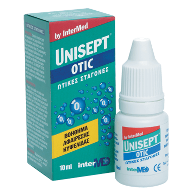 Intermed Unisept Otic 10ml