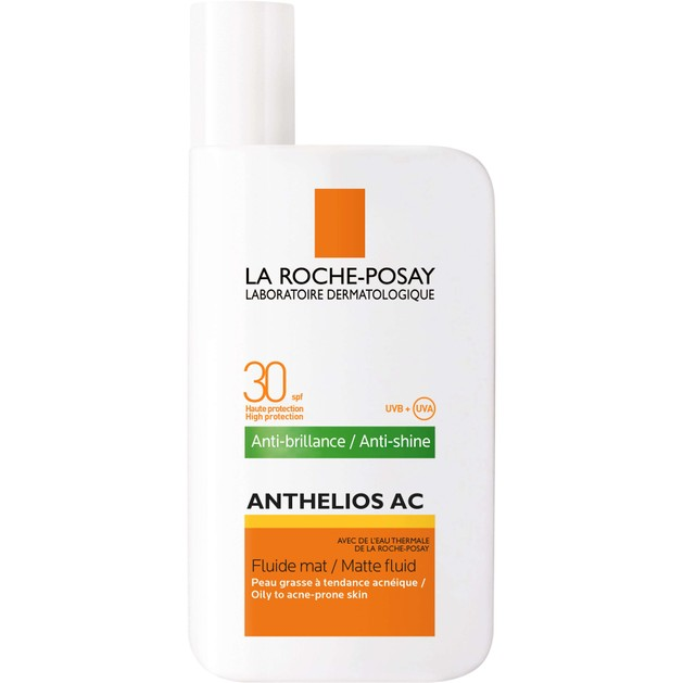 La Roche-Posay Anthelios AC Fluide Mat Spf30 50ml