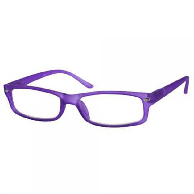 Eyelead Γυναικεία Γυαλιά Διαβάσματος Μωβ Καουτσούκ  E139