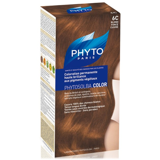 Phyto Phytosolba Hair Color