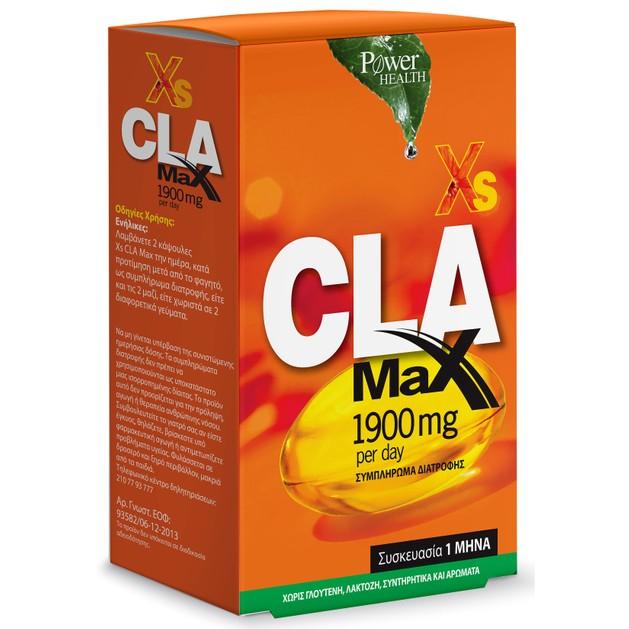 Power Health Xs CLA Max 1900 Per Day 60caps