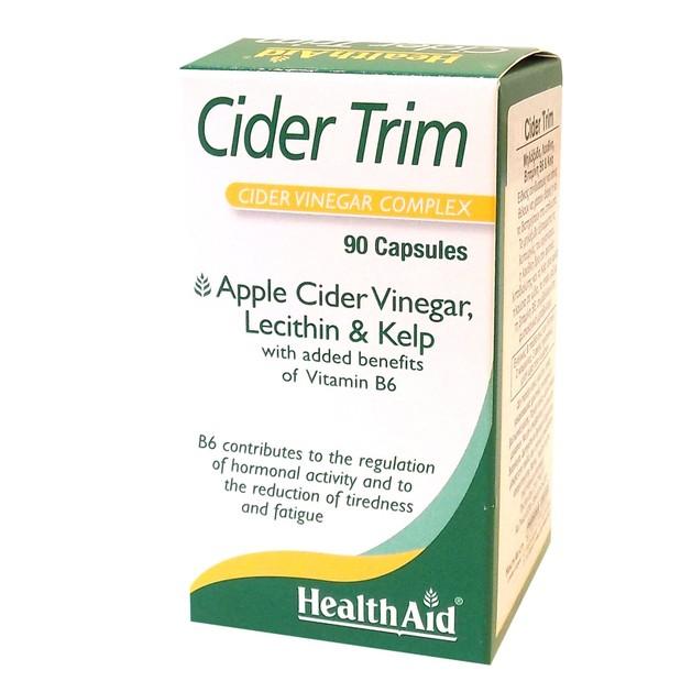 Health Aid Cider Trim 90caps
