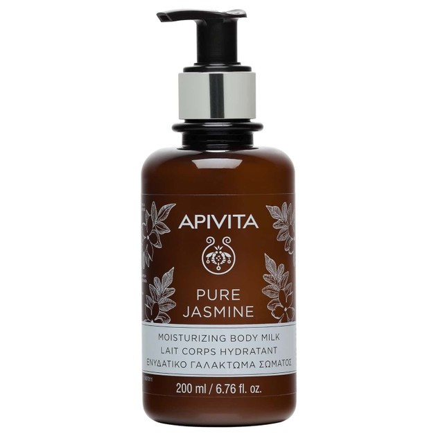Apivita Pure Jasmine Body Milk 200ml