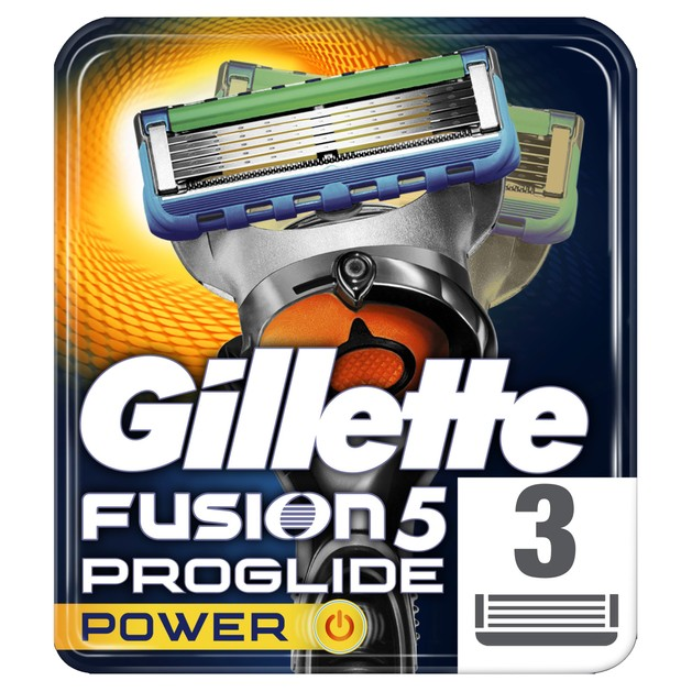 Gillette Fusion Proglide Power Ανταλλακτικά 3 τεμάχια