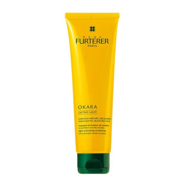 Rene Furterer Okara Active Light Masque Μάσκα Ενεργοποίησης Χρώματος 150ml