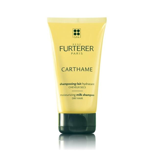 Rene Furterer Carthame Shampooing Ενυδατικό Σαμπουάν-Γαλάκτωμα για Ξηρά Μαλλιά 150ml