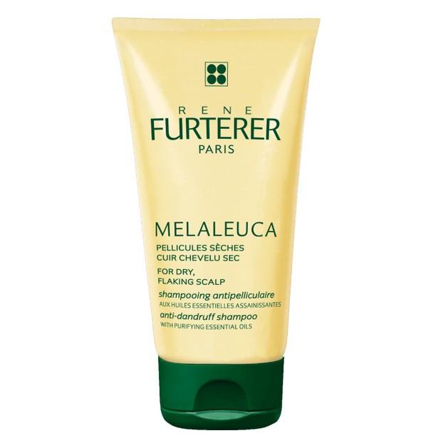 Rene Furterer Melaleuca Shampoo Pellicules Seches Σαμπουάν για Ξηρή Πιτυρίδα  150ml