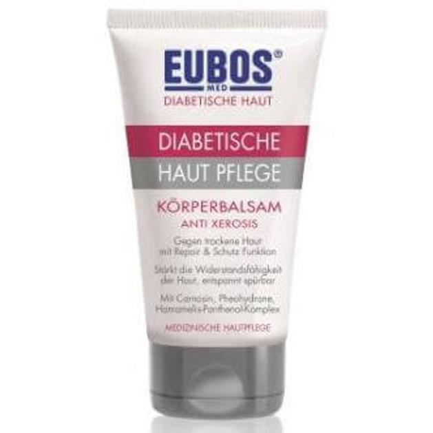 Eubos Diabetic Skin Care Body Balm Anti-Xerosis Περιποίηση για το Διαβητικό Δέρμα, Βάλσαμο για το Ξηρό & Ευερέθιστο Δέρμα 150 ml