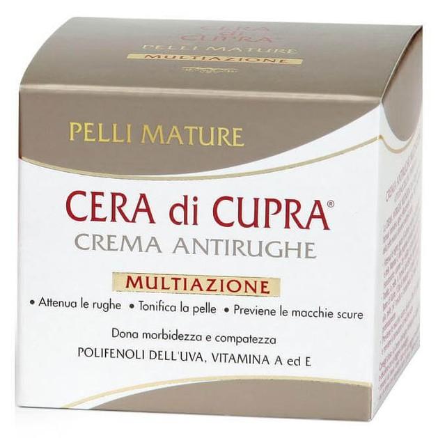 Cera di Cupra Crema Antirughe Multiazione Αντιρυτιδική Κρέμα Προσώπου Πολλαπλής Δράσης 50ml