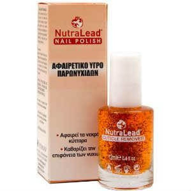 Nutralead Αφαιρετικό Υγρό Παρωνυχίδων 12ml