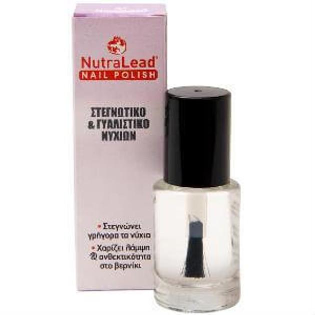 NutraLead Στεγνωτικό & Γυαλιστικό Νυχιών 12ml