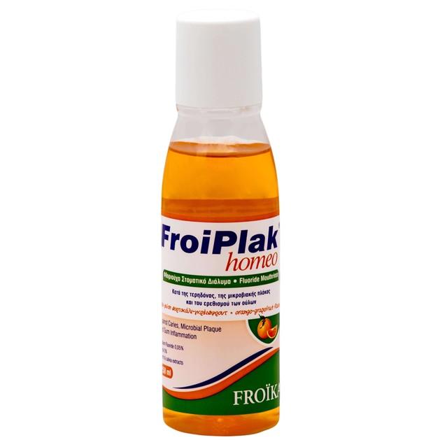 Froika Froiplak Homeo Mouthwash 500ml